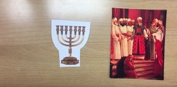 Grade 4 and 5 Chanukah Story